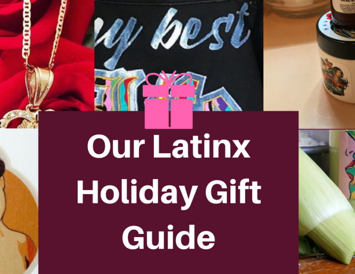 Holiday Gift Guide From Some of Our Favorite Latinx Shops