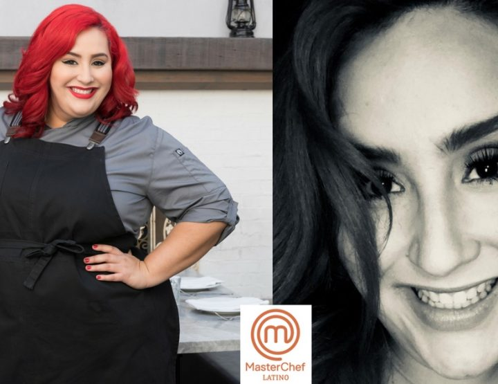 Claudia Sandoval Talks MasterChef Latino, and 2018 Being the Year of the Woman