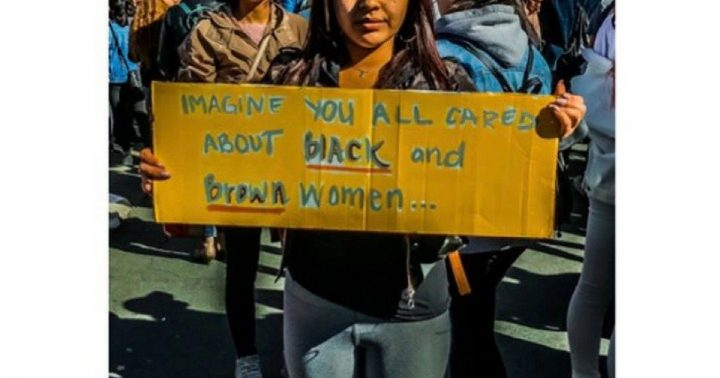 Recap of Women's March and the Unapologetic Women of Color/Latinx