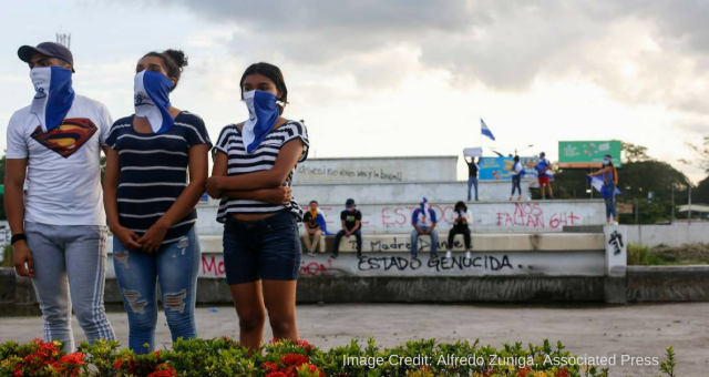 The Crisis in Nicaragua: A Brief History and How It's Going Viral Today