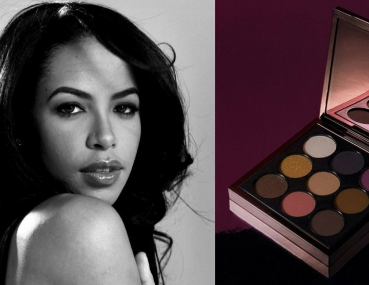 First MAC Selena, now this - Aaliyah For MAC Release Date And We Are Marking Our Calendars