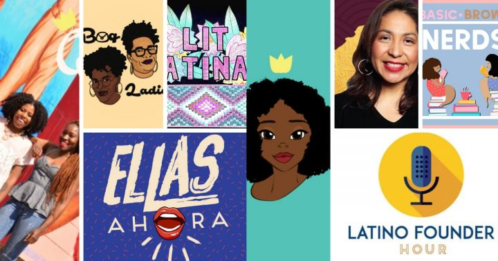 9 Diverse Latinx Podcasts We Are Listening To